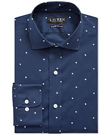 Polo Ralph Lauren Men's Star-Print Dress Shirt