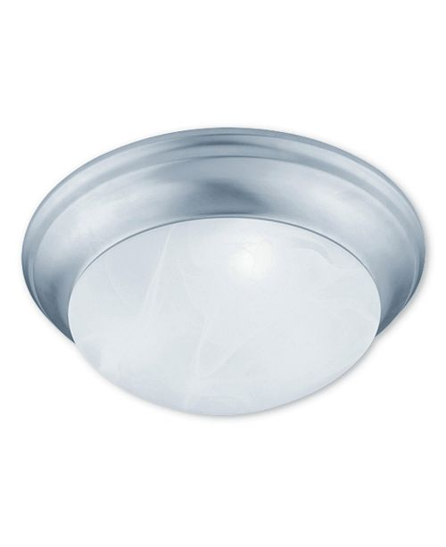Livex CLOSEOUT!   Omega 3-Light Ceiling Mount