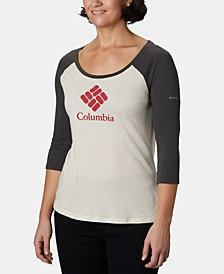 Women's Lodge 3/4-Sleeve T-Shirt