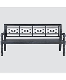 Duncan Outdoor Bench, Quick Ship