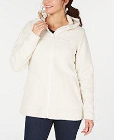 Columbia Women's Canyon Point Hooded Fleece Jacket