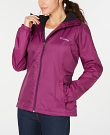 Columbia Switchback Fleece-Lined Jacket