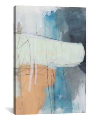 Wax Falls I by Jennifer Goldberger Gallery-Wrapped Canvas Print - 40