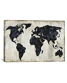 """The World Ii by Russell Brennan Gallery-Wrapped Canvas Print - 26"""" x 40"""" x 0.75"""""""