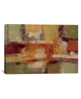 """Summer Playground by Silvia Vassileva Gallery-Wrapped Canvas Print - 12"""" x 18"""" x 0.75"""""""