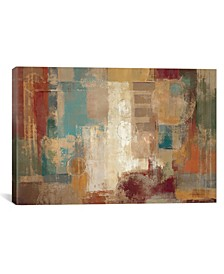 "Oriental Trip Crop by Silvia Vassileva Gallery-Wrapped Canvas Print - 12"" x 18"" x 0.75"""