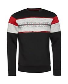 Superdry Gym Tech Cut Crew Sweatshirt