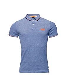 Classic Poolside Pique Polo Shirt