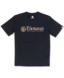 Element Men's Scope Logo Graphic T-Shirt