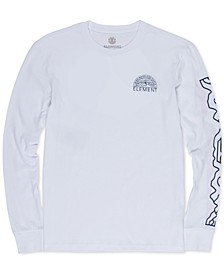 Men's Odyssey Graphic Long-Sleeve T-Shirt