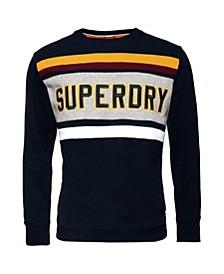 Men's Appliqué Weekend Sweatshirt
