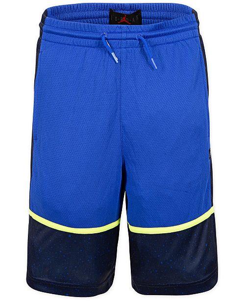 Jordan Toddler Boys Colorblocked Shorts