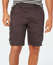 Men's Twill Cargo Shorts, Created for Macy's