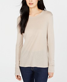 Weekend Max Mara Luppolo Long-Sleeve Top