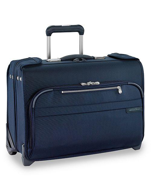 Carry On Wheeled Garment Bag