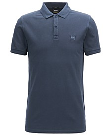 BOSS Men's Prime Slim-Fit Polo Shirt