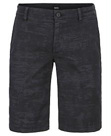 BOSS Men's Schino Straight-Leg Shorts