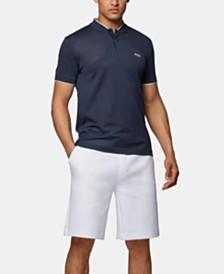 BOSS Men's Pariq Slim-Fit Polo Shirt