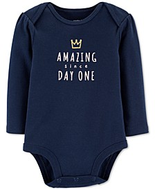 Baby Girls Amazing Cotton Bodysuit