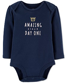 Carter's Baby Girls Amazing Cotton Bodysuit