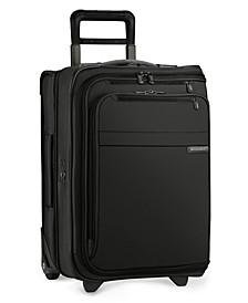 "Baseline Domestic 22"" 2-Wheel Carry-On Garment Bag"