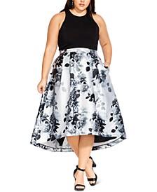 Trendy Plus Size Amelia Dress