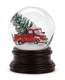 Napco Water Globe Truck with Christmas Tree