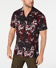 INC Men's Haunting Floral Shirt, Created for Macy's
