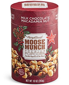 Milk Chocolate Macadamia Nut Moose Munch