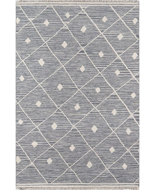 Erin Gates Thompson Tho-3 Appleton Gray 2' x 3' Area Rug