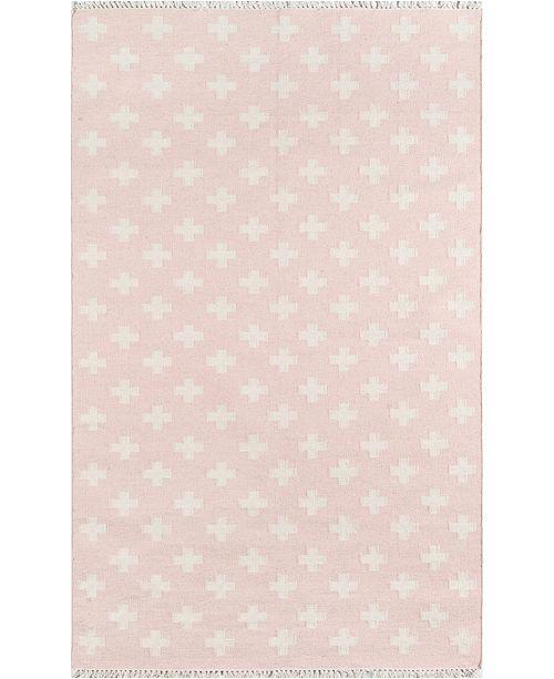 Novogratz Collection Novogratz Topanga Top-1 Pink Area Rug Collection