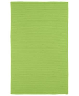 Bikini 3020-96 Lime Green 8' x 11' Area Rug