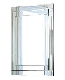 Abbyson Living Ordos Rectangle Wall Mirror