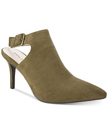 Seven Dials Sherly Pointed-Toe Booties, Created for Macy's