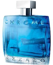 Azzaro Men's Chrome Limited Edition Eau de Toilette Spray, 3.4-oz.