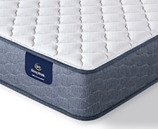 "Serta Sleeptrue Carrollton 10"" Firm Mattress- California King"