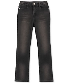 Calvin Klein Big Girls Flare-Leg Jeans
