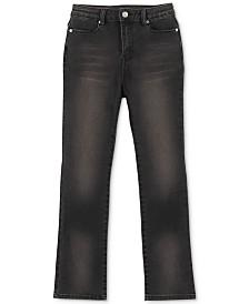 Calvin Klein Big Girls Flare-Leg Jeans