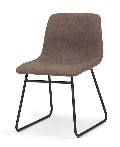 Simpli Home Ridley Dining Chair, Set of 2