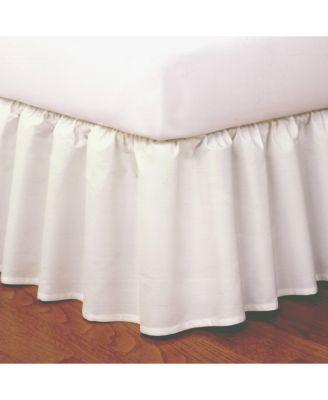 Magic Skirt Ruffled Full Bed Skirt