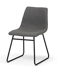 Ridley Dining Chair, Set of 2