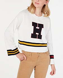 Varsity Sweater, Created for Macy's