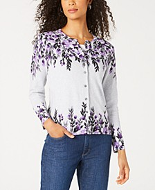 Darcy Oasis Button-Front Cardigan, Created for Macy's