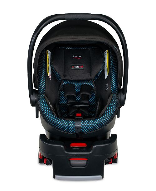 Britax B-Safe Ultra Infant Car Seat Cool Flow Collection