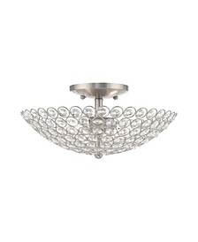 Cassandra 2-Light Ceiling Mount