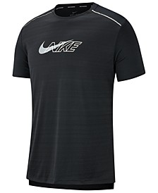 Men's Miler Dri-FIT Flash Running T-Shirt