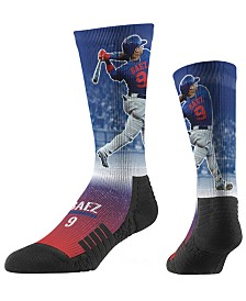 Strideline Javier Baez Full Sublimation Crew Socks