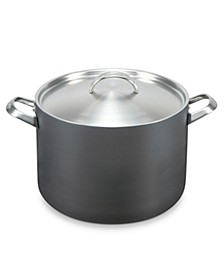 Paris Pro 8-Qt. Ceramic Non-Stick Stockpot & Lid