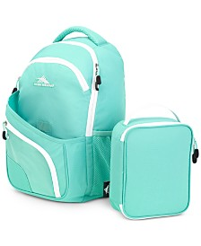 High Sierra Wiggie Lunch Kit Backpack
