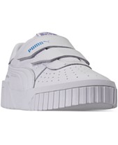 fdbaa292f537 Puma Women's Cali Velcro Casual Sneakers from Finish Line